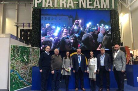 Municipiul Piatra-Neamț este prezent la Târgul de Turism al României