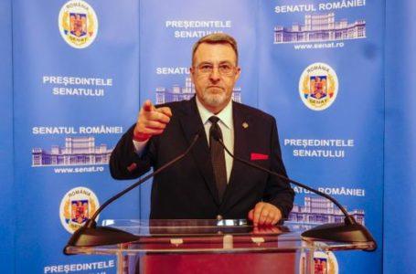 """Eugen Țapu-Nazare, senator PNL:""""Prin declarațiile iresponsabile, PSD  contribuie la propagarea COVID 19"""""""