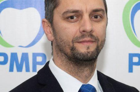 Să ne cunoaștem candidații pentru Consiliul Local Piatra-Neamț. Astăzi, Gabriel Armeanu (PMP)