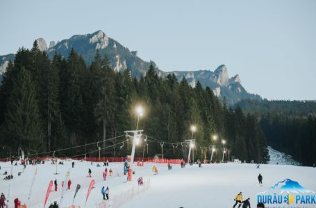 Singura pârtie pe care se schia în Neamț a fost închisă