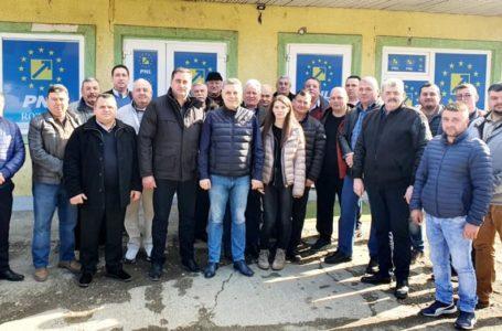 Echipa PNL Roznov, determinată să câștige Primăria și să înlăture blatul PSD-PRO România