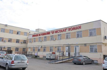 """Spitalul de Psihiatrie """"Sfântul Nicolae"""" din Roman, anvelopat termic cu 7,12 milioane de lei"""