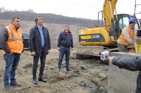 Drumuri și poduri intrate în modernizare, în zona Târgu Neamț