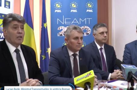 Ministrul Transporturilor, în Neamț, detalii de ultimă oră despre Autostrada A8 Iași – Târgu Neamț – Târgu Mureș