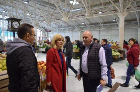 Primarul Dragoș Chitic a verificat punerea în aplicare a deciziilor de prevenire a coronavirusului (foto-galerie)