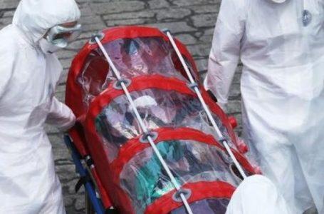 Singura izoletă din dotarea ISU Neamț pentru pacienții cu coronavirus este … nefuncțională!