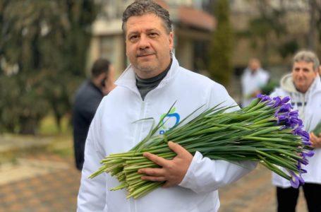 Viceprimarul Bogdan Gavrilescu: Să ne trăiți, să fie fie viața ca o rază de soare, dragile noastre!
