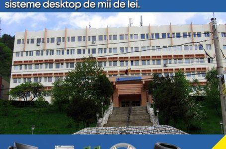 """Florin Hopșa (PNL): """"În plină pandemie de coronavirus, CJ Neamț cumpără jante, anvelope de iarnă și calculatoare!"""""""