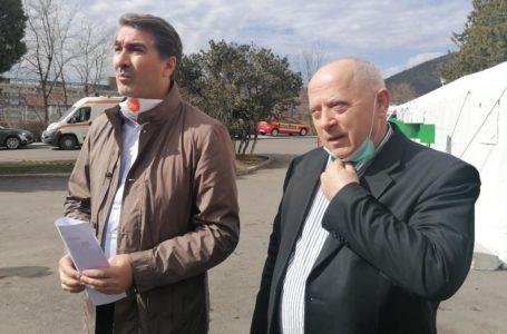 Prefectul George Lazăr îi ordonă lui Arsene să pună un profesionist în locul managerului-politruc de la Spitalului Județean