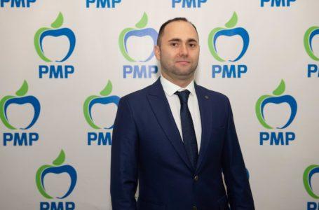 Să ne cunoaștem candidații pentru Consiliul Local Piatra-Neamț. Astăzi, Miloiu Cristian-Cosmin (PMP)