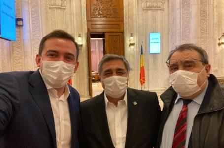 Poz(n)a zilei, cu parlamentarii PSD Neamț