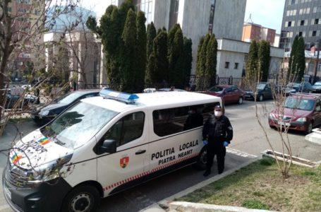 Un bărbat care conducea de 5 ani cu permisul anulat, prins de polițiștii locali din Piatra-Neamț