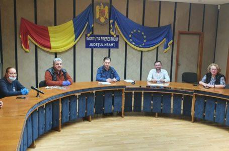 Prefectul George Lazăr – colaborare instituțională cu 12 ONG-uri în lupta contra coronavirusului