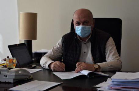 Primarul Dragoș Chitic: Am primit dezinfectantul pentru scările de bloc din Piatra-Neamț!
