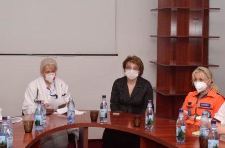 Doctorița Marcoci, numită manager al Spitalului Județean Neamț de Guvernul PNL
