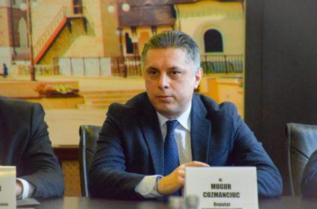 """Dep. Mugur Cozmanciuc (preşedinte PNL Neamţ): """"Apărarea primeşte 2% din PIB; importante investiţii în economie!"""""""