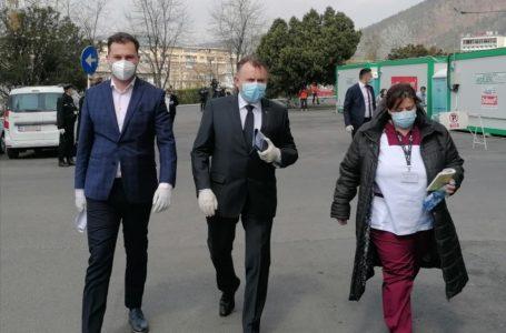 ACUM – Vizită surpriză a ministrului Sănătății la Spitalul Județean de Urgență Piatra-Neamț
