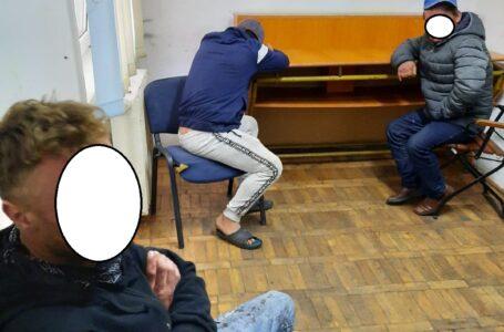 Scandal între 6 persoane fără adăpost care s-au aciuat într-o centrală dezafectată din Piatra-Neamț