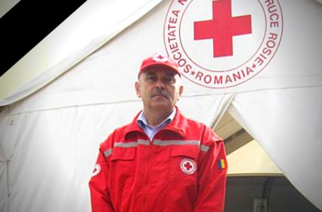 Președintele Crucii Roșii Neamț, Florin Pîclea, a murit astăzi în Spitalul Județean