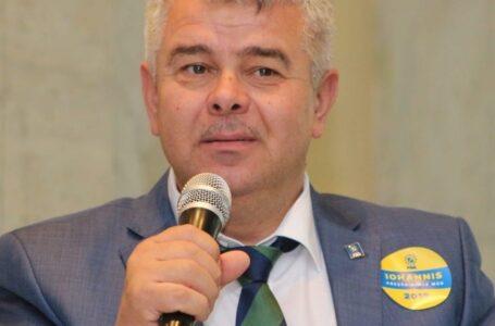 """Mihai Stoica (prim-vicepreședinte PNL Neamț): """"Deranjează că Marius Ghineț nu e legat de afacerile unora din spital!"""""""