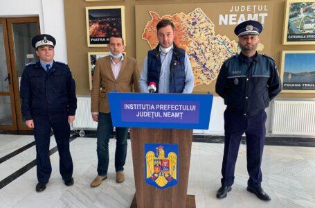 Prefectul Lazăr mobilizează toată Poliția pentru a-l prinde pe tâlharul din Piatra-Neamț – (video cu tâlhăria)