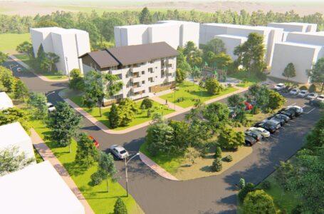 Noul bloc de locuinte ANL din municipiul Piatra Neamt prinde contur!