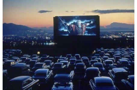 Primul cinematograf în aer liber din județul Neamț