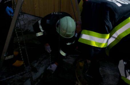O bătrână a fost găsită moartă într-o fântână din Grințieș