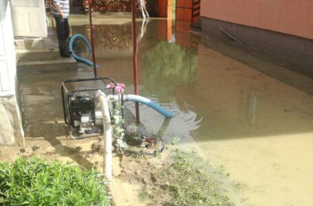 Deputatul Cozmanciuc: Ajutoare de urgenţă pentru sprijinirea familiilor afectate de inundaţii.