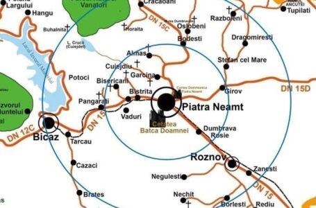 Zona Metropolitană Piatra-Neamț a fost înființată oficial