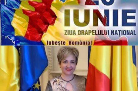 Senatorul PSD Emilia Arcan, cu ocazia Zilei Tricolorului: La mulți ani, dragi români, oriunde v-ați afla!