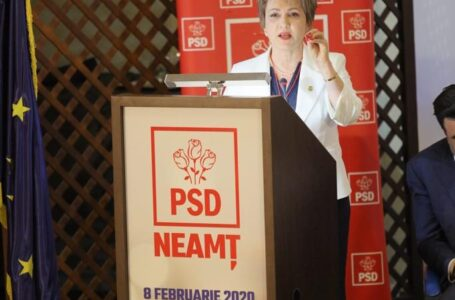 Șoc în PSD Neamț! Emilia Arcan a demisionat din PSD Neamț!