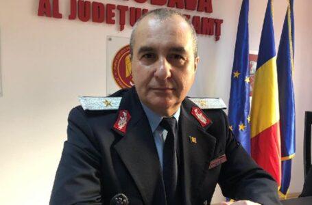 A murit generalul Ioan Nițică, inspectorul șef al ISU Neamț