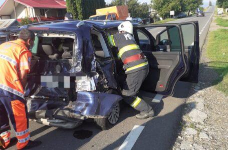 Două accidente grave, cu 5 victime, s-au produs joi în Neamț