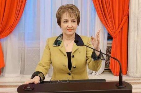 """Senatorul PSD Neamț, Emilia ARCAN: """"PSD a făcut în Parlament o reparație morală pentru tot personalul medical din lupta anti-COVID"""""""