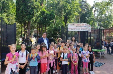 """Viceprimarul Bogdan Gavrilescu: """"Proiectele pentru copii se bucură necondiționat de susținerea mea!"""""""