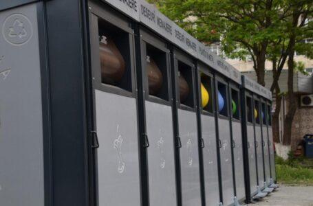 A început modernizarea punctelor de colectare a deșeurilor în cartierul Precista