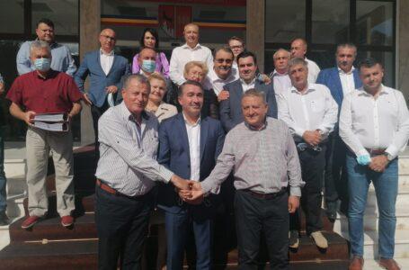 PSD a depus, luni, candidaturile la Primăria Piatra-Neamț și CJ Neamț