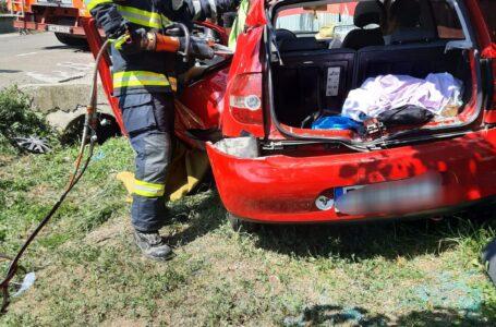 Accident cu 3 victime la Bodești