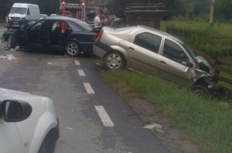 UPDATE Accident la Bicaz, pe DN15! Traficul este blocat în totalitate! (foto)