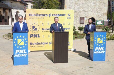 """Mugur Cozmanciuc (președinte PNL Neamț): Nici o autoritate publică din Neamț nu a depus proiecte pentru atragerea fondurilor europene!"""""""