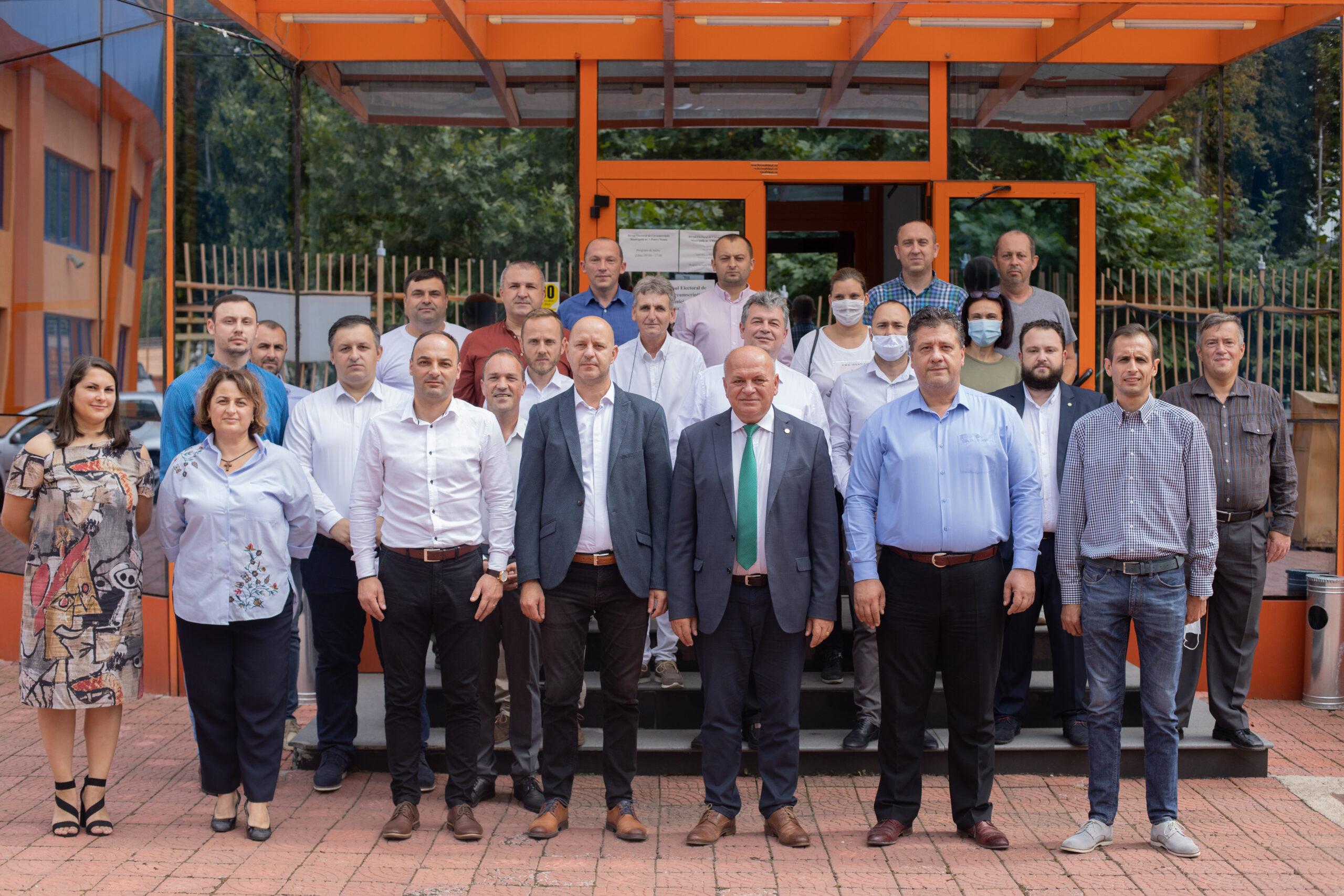 Bogdan Gavrilescu și Dragoș Chitic deschid listele PMP Neamț la Camera Deputaților și Senat! Iată toți candidații!