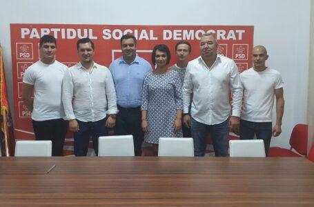 Echipa PSD Piatra-Neamț s-a întărit cu doi foști membri și mai mulți tineri ai Pro România Piatra-Neamț