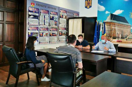 Primăria Piatra-Neamț – o instituție deschisă pentru dialogul cu cetățenii orașului