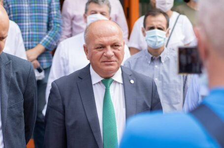 Dragoș Chitic, mesaj către primarul ales Andrei Carabelea