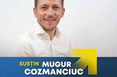 """Președintele TSD Piatra-Neamț, consilierul județean Florin Cosma, s-a înscris în PNL! """"Susțin Mugur Cozmanciuc la CJ Neamț!"""""""