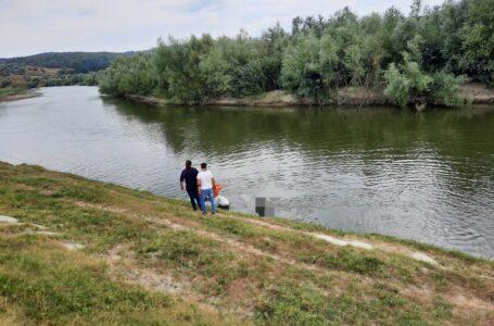 Un bărbat s-a înecat în râul Siret
