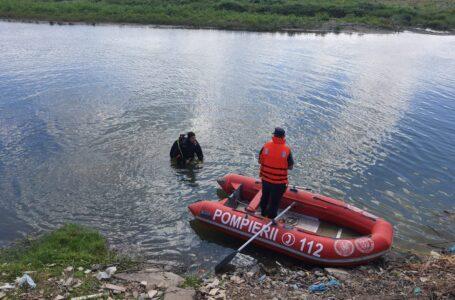 Bărbat înecat în Bistrița, la Roznov