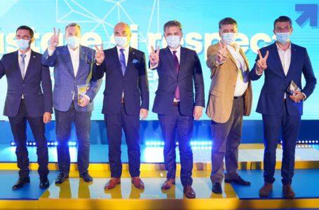 Eugen Țapu-Nazare: PNL este o echipă unită în judeţul Neamț, constituită pe termen mediu şi lung.
