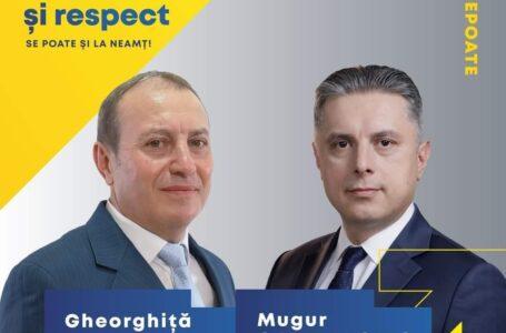 Gheorghe DOBOȘ (PNL) – un primar pentru toți locuitorii din Tașca! Investiții europene pentru o localitate europeană!